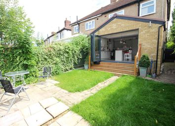 Thumbnail 3 bed end terrace house for sale in Dorchester Road, Worcester Park