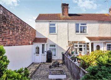 Thumbnail 2 bedroom end terrace house for sale in Alphington Road, Exeter