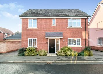 Thumbnail 4 bedroom detached house for sale in Chilton Industrial Estate, Warner Way, Sudbury