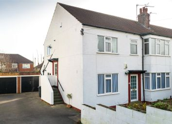 Thumbnail 2 bed flat for sale in Edgbaston Walk, Leeds, West Yorkshire