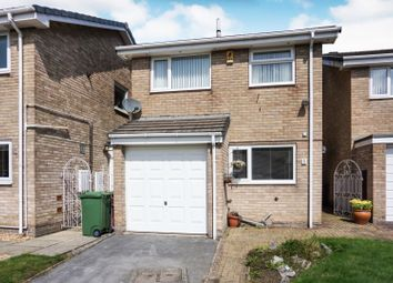 Thumbnail 3 bed detached house for sale in Windermere Avenue, Dronfield Woodhouse