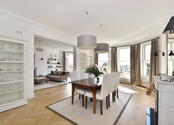 Thumbnail 4 bed flat to rent in Marloes Road, London