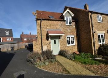3 bed end terrace house for sale in Moorland Close, Wixams, Bedford MK42