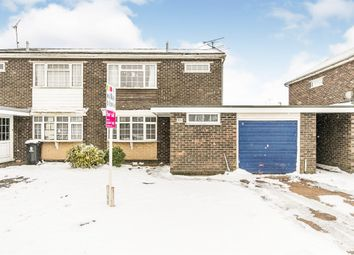 3 bed semi-detached house for sale in Long Meadows, Dovercourt, Harwich CO12