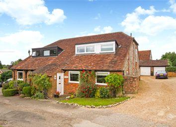Thumbnail 3 bedroom semi-detached house for sale in Hill Farm Road, Marlow, Buckinghamshire