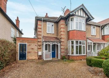 Thumbnail 5 bedroom semi-detached house for sale in Park Road, Peterborough, Cambridgeshire