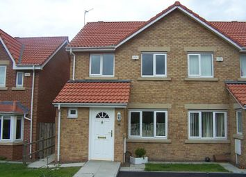 Thumbnail 3 bed semi-detached house to rent in Woodhorn Farm, Newbiggin By The Sea