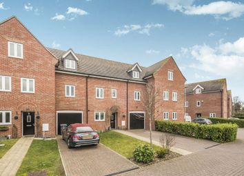 Thumbnail 4 bedroom town house for sale in Horace Close, Shortstown, Bedford