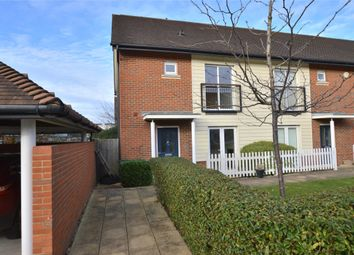 Thumbnail 3 bed end terrace house for sale in Jeremiah Court, Redhill