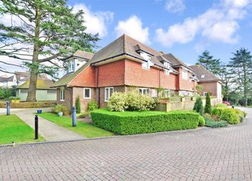 Thumbnail 3 bed flat for sale in Barn Field Place, East Grinstead, West Sussex