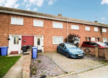 Thumbnail Terraced house for sale in Montgomery Avenue, Lowestoft