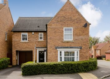Thumbnail 4 bed detached house for sale in Gleneagles Drive, Sleaford