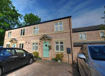 Thumbnail 4 bed terraced house for sale in Micklewood Close, Longhirst, Morpeth