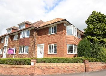 Thumbnail 2 bed flat for sale in Albemarle Road, York