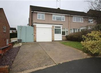 Thumbnail 3 bed property to rent in Deerlands Road, Wingerworth, Chesterfield, Derbyshire