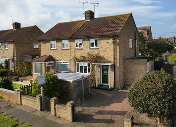 Thumbnail 2 bedroom semi-detached house for sale in Bullers Avenue, Herne Bay, Kent