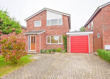 Thumbnail 4 bed detached house to rent in Saxon Drive, Burwell, Cambridge