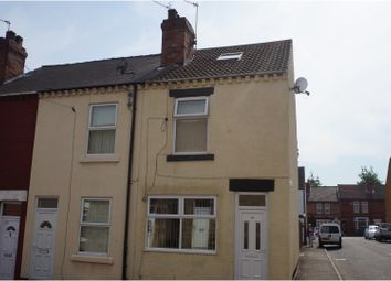 Thumbnail 3 bed end terrace house for sale in Pitt Street, Mexborough