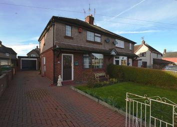 Thumbnail 2 bedroom semi-detached house for sale in Grotto Road, Market Drayton