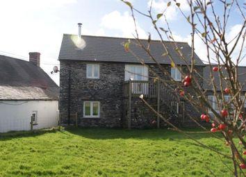 Thumbnail 2 bed barn conversion for sale in Whitecross, Wadebridge, Cornwall