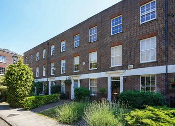 Thumbnail 4 bed terraced house to rent in Chiswick Wharf, London