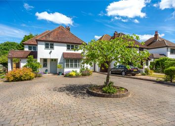 The Drive, Virginia Water, Surrey GU25. 4 bed detached house