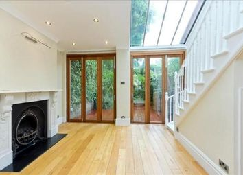 Thumbnail 4 bed terraced house to rent in Ordnance Hill, St Johns Wood, London