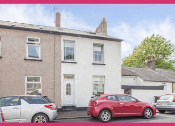 Thumbnail 3 bed end terrace house for sale in Crescent Road, Newport