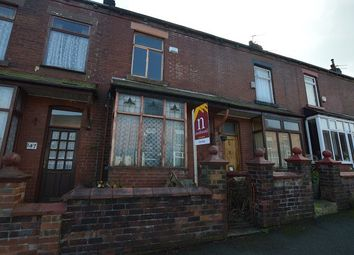 Thumbnail 2 bedroom terraced house for sale in Arnold Street, Halliwell, Bolton