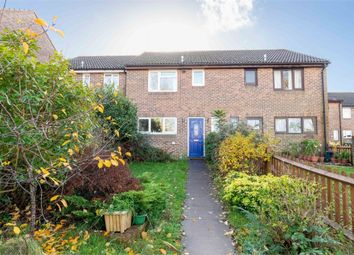 Thumbnail 3 bed terraced house for sale in Meadows Leigh Close, Weybridge, Surrey
