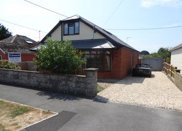 Thumbnail 4 bedroom detached bungalow for sale in Wraxhill Road, Yeovil