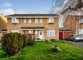 Thumbnail 3 bed semi-detached house for sale in Gogh Road, Aylesbury