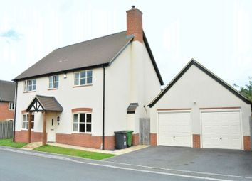 Thumbnail 4 bed detached house to rent in The Fold, Childs Ercall, Market Drayton
