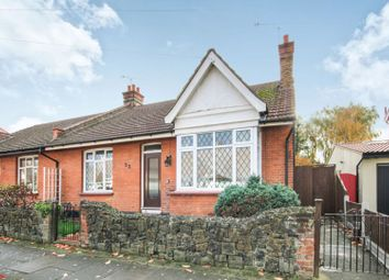 Thumbnail 2 bed semi-detached bungalow for sale in Southborough Drive, Westcliff-On-Sea