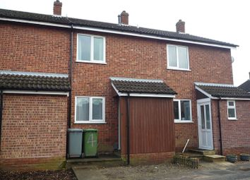 Thumbnail 2 bedroom town house to rent in Postmill Close, Sprowston, Norwich