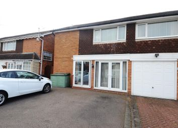 Thumbnail 3 bed semi-detached house for sale in Hilltop Drive, Hodge Hill, Birmingham
