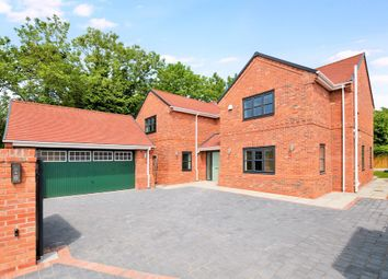 Thumbnail 4 bed detached house for sale in Tarporley Business Centre, Nantwich Road, Tarporley