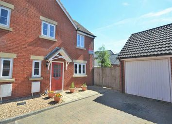 Thumbnail 3 bedroom semi-detached house for sale in Cannington Road, Witheridge, Tiverton