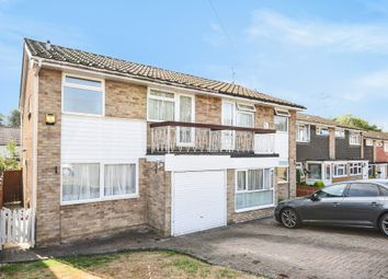 Thumbnail 3 bed semi-detached house for sale in Knoll Crescent, Northwood