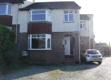 Thumbnail 4 bed semi-detached house to rent in Westmoor Park, Tavistock
