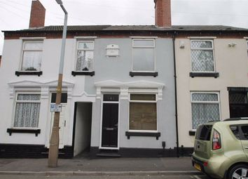 Thumbnail 2 bed terraced house for sale in Station Road, Cradley Heath, West Midlands