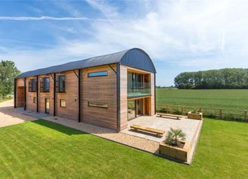 Thumbnail 5 bed barn conversion for sale in Risborough Road, Kingsey, Aylesbury