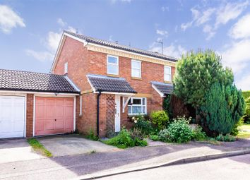 Thumbnail 3 bed semi-detached house for sale in Constantine Place, Baldock