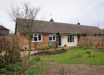Thumbnail 2 bed semi-detached bungalow for sale in Post Mill Gardens, Grundisburgh, Woodbridge