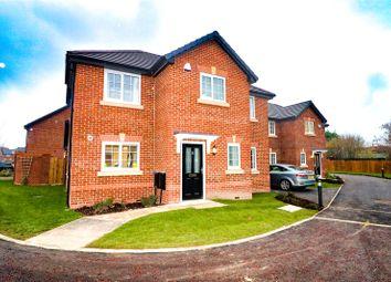4 bed detached house for sale in Bluebrook Avenue, Hambleton, Poulton-Le-Fylde FY6