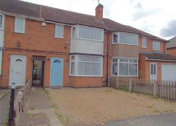 Thumbnail 2 bed terraced house for sale in Groby Road, Anstey, Leicester, Leicestershire
