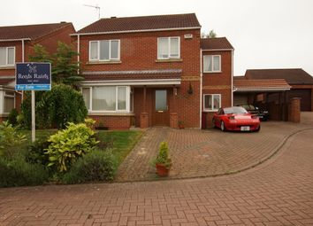 Thumbnail 4 bed detached house for sale in Highfields, Barrow-Upon-Humber