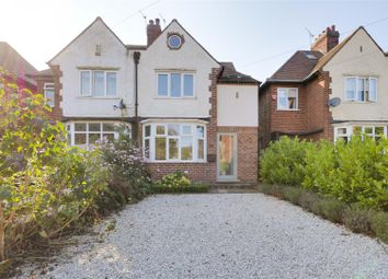 Thumbnail 4 bed semi-detached house to rent in Julian Road, West Bridgford, Nottingham