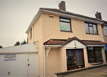 Thumbnail 3 bed semi-detached house for sale in Eastdean Gardens, Leeds