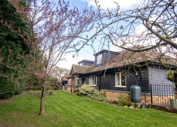Thumbnail 5 bed detached house for sale in Cherry Burn, Nether Street, Abbess Roding, Essex